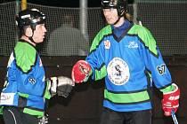 Hokejbalisté Dolních Bojanovic