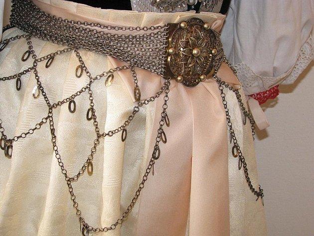 Krojové šperky jsou nyní k vidění ve Vlastivědném muzeu v Kyjově.