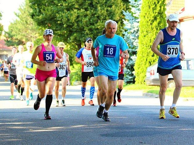 V sobotu 5. srpna se uskuteční již sedmačtyřicátý ročník nejdelšího závodu na Slovácku, Horňácké pětadvacítky.