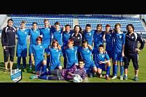 Starší žáci FC Veselí nad Moravou vyhráli po dvaačtyřiceti letech Jihomoravský krajský přebor. Do vyšší soutěže však nemohou.