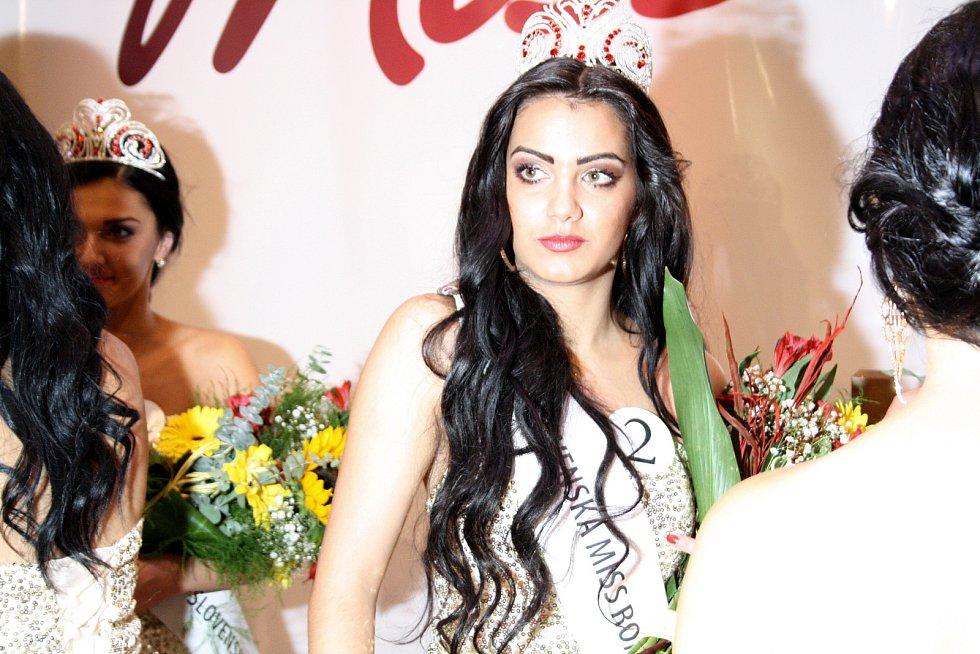 Česko-Slovenská Miss Roma 2016 v Hodoníně.