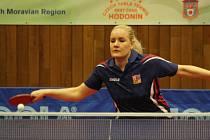 Hodonínská hráčka Barbora Blechová sice zdolala ve čtyřech setech Slovenku Natalii Grigelovou, ale po porážkách s Běloruskou Baltušiteovou a Maďarkou Fuleovou skončila již v kvalifikaci.