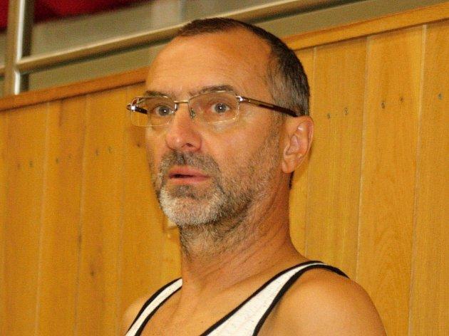 Známý futsalový funkcionář Jiří Štěrba (na snímku) se stal novým předsedou hodonínského Tanga, které touží po návratu do nejvyšší soutěže.