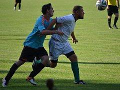 Fotbalisté Strážnice bodovali i ve druhém letošním mistrovském duelu. Na hřišti ve Valticích zvítězili jasně 4:0.