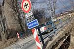 Silnice 422 mezi Kyjovem a Svatobořicemi se uzavře zhruba na půl roku kvůli opravě, a to včetně mostu přes vyschlý Sobůlský potok.