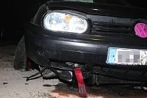 Více než dvě promile alkoholu nadýchal mladý řidič, který se v noci na pátek vyboural v Blatnici. Najel do úseku, kde se právě opravuje silnice.