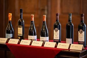 Vinaři převzali ocenění za úspěch v soutěží Parlamentní víno.