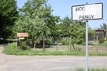 Hodonínská místní část Pánov.