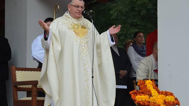 Dožínková pouť v Blatnici pod svatým Antonínkem se letos konala za přítomnosti kardinála Dominika Duky, který odsloužil i slavnostní mši.