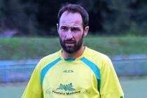 Zkušený mutěnický útočník Dalibor Koštuřík se v úvodním kole nové sezony blýskl dvěma góly.