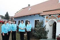 Slovácká chalupa slaví deset let výstav.