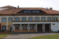 Kulturní dům ve Velké nad Veličkou. Ilustrační foto.