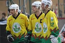 Hokejbalisty Sudoměřic čeká v sobotu rozhodující páté utkání čtvrtfinále play-off národní ligy.