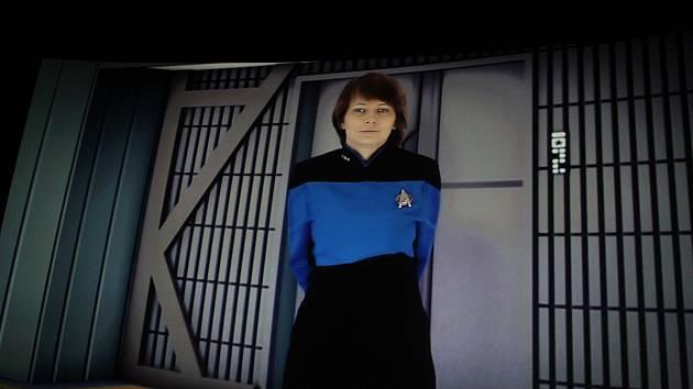 Moravská premiéra českého Star Treku v Kyjově.