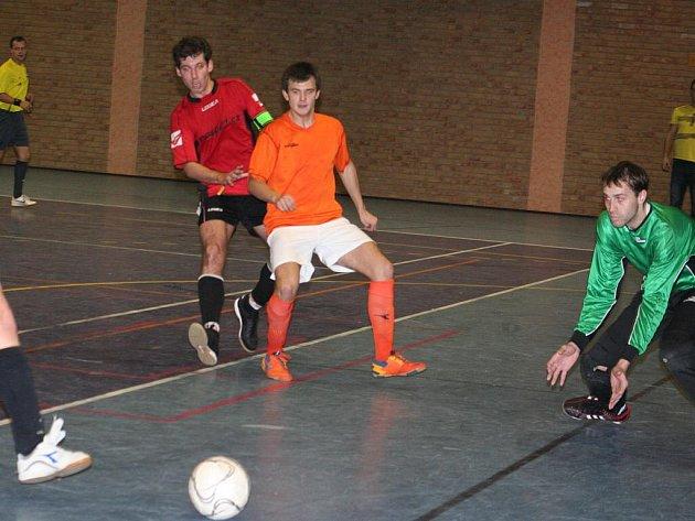 Futsal, krajský přebor: Oranjes Dubňany