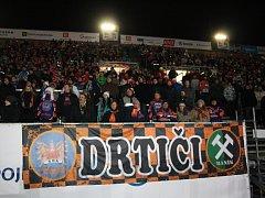 Hodonínští hokejisté nastoupili proti Technice Brno na stadionu za Lužánkami pod širým nebem. Ve druholigovém Winter Classic prohráli 0:1.