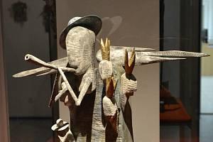 Výstava betlémů v hodonínském sále Evropa.