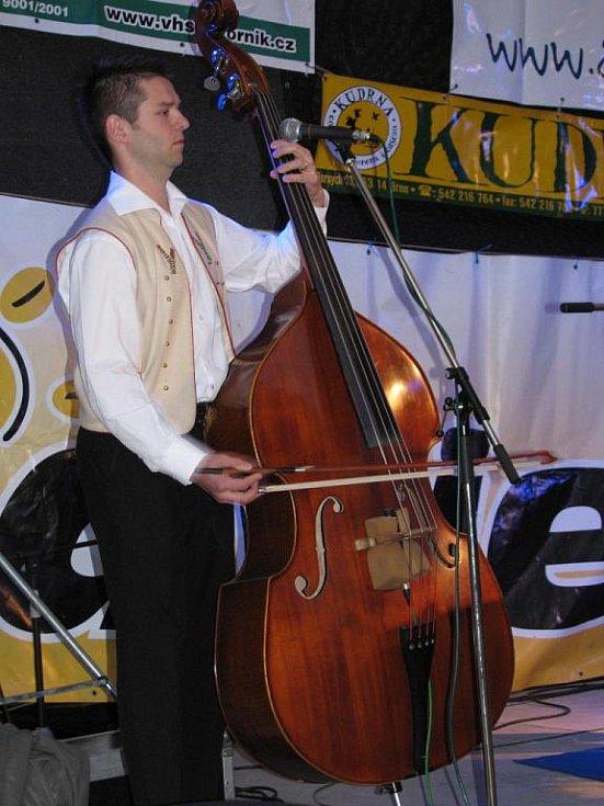 Pavel Žalman Lohonka vystoupil v Kyjově.