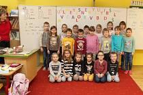 Žáci I.C ze Základní školy Vančurova v Hodoníně.