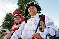 Lidé ve Svatobořicích-Mistříně oslavili výročí padesáti let od spojení obcí.