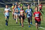Ve Vnorovech se ve středu uskutečnil Olympijský běh. Na hřišti Agra se celkem představilo 170 mužů, žen a dětí.
