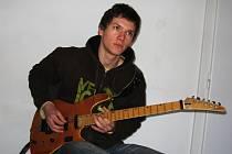 Jakub Zapala je nadějný kytarista