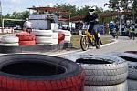 Vytrvalostní závod Babett a nejrůznějších dalších mopedů opět hostila motokárová dráha v Pánově u Hodonína.