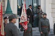 Přesně po sto letech se uskutečnila v sobotu na Masarykově náměstí slavnostní přísaha Slovácké brigády.