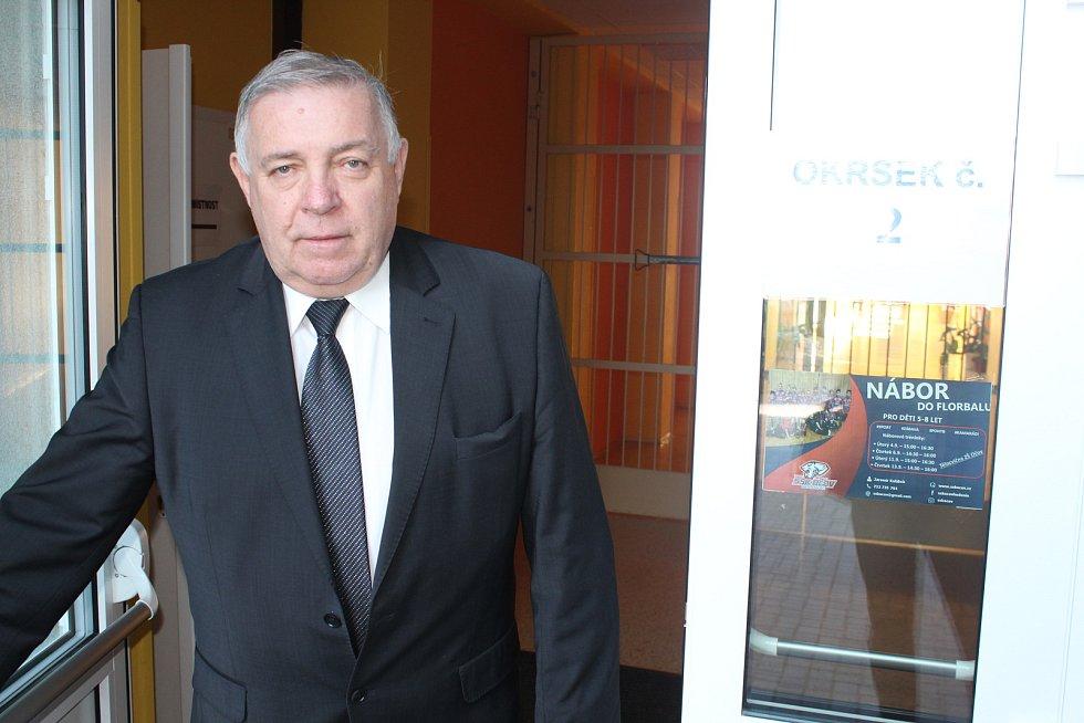 Starosta Hodonína Milan Lúčka v komunálních volbách 2018 odvolil.