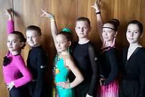 Mladé taneční páry TK Orion Hodonín se prosazují i na kvalitně obsazených soutěžích. Naposledy uspěli v Šumperku.