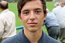Šestnáctiletý mladík z Blatnice Petr Galuška, který hraje v ligovém Slovácku, byl na týdenních testech v anglickém Stoke City.
