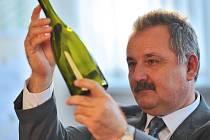 Generální ředitel Vetropack Moravia Glass a Vetropack Nemšová Gregor Gábel.