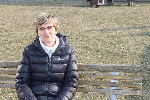 Učitelka esperanta Jana Melichárková z Ratíškovic na Hodonínsku