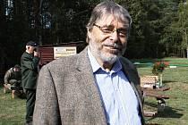 U finále střelecké Česko-Slovenské příhraniční ligy asistoval také věhlasný český sexuolog Radim Uzel.