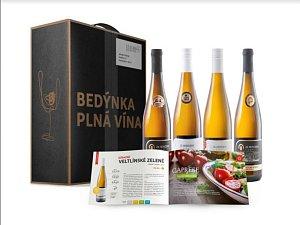 Bedýnky vína oslovily Prahu i Hodonínsko