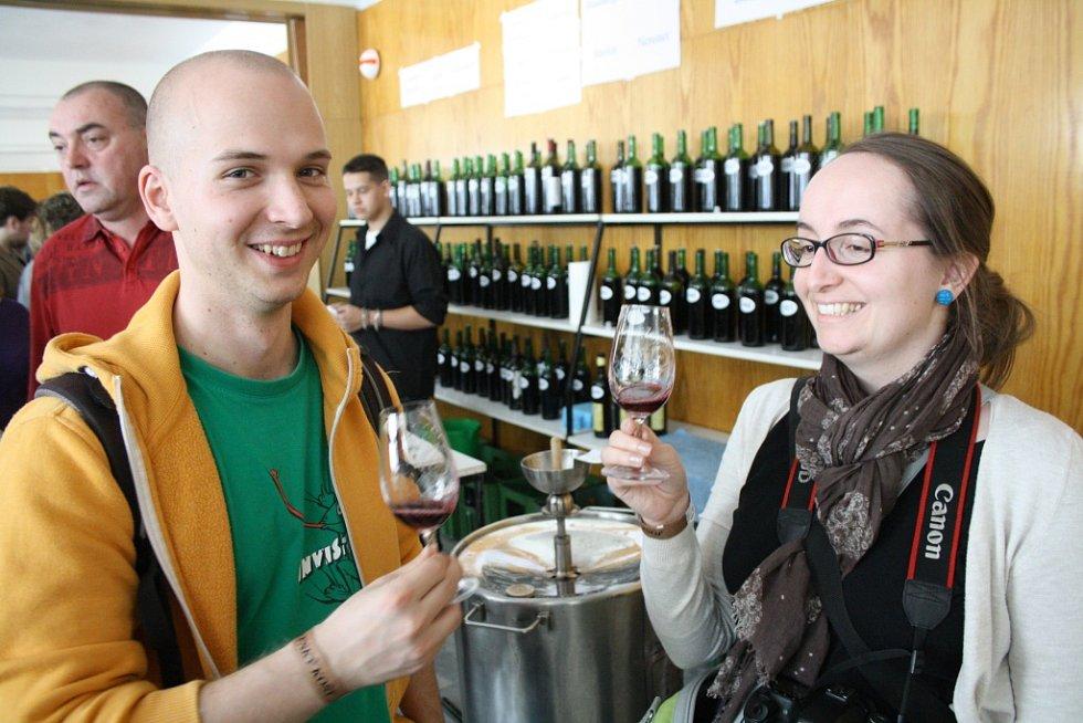 52. ročník Josefského koštu vína v Kyjově.