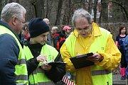 Čeští reprezentanti FIlip Sasínek s Kristiinou Mäki si podmanili sobotní Hodonínský kros. Oba závodníci v okolí stadionu U Červených domků překonali traťové rekordy.
