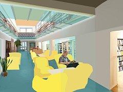 Knihovna ve Veselí nad Moravou kromě podstatné změny v uspořádání a modernizace prostoru získá výtah. Pohodlně se tam tak dostanou i lidé s omezenými možnostmi pohybu.