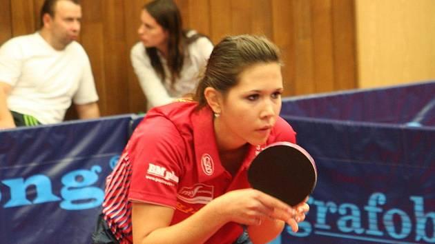 Hodonín A: Ivana Pelcmanová