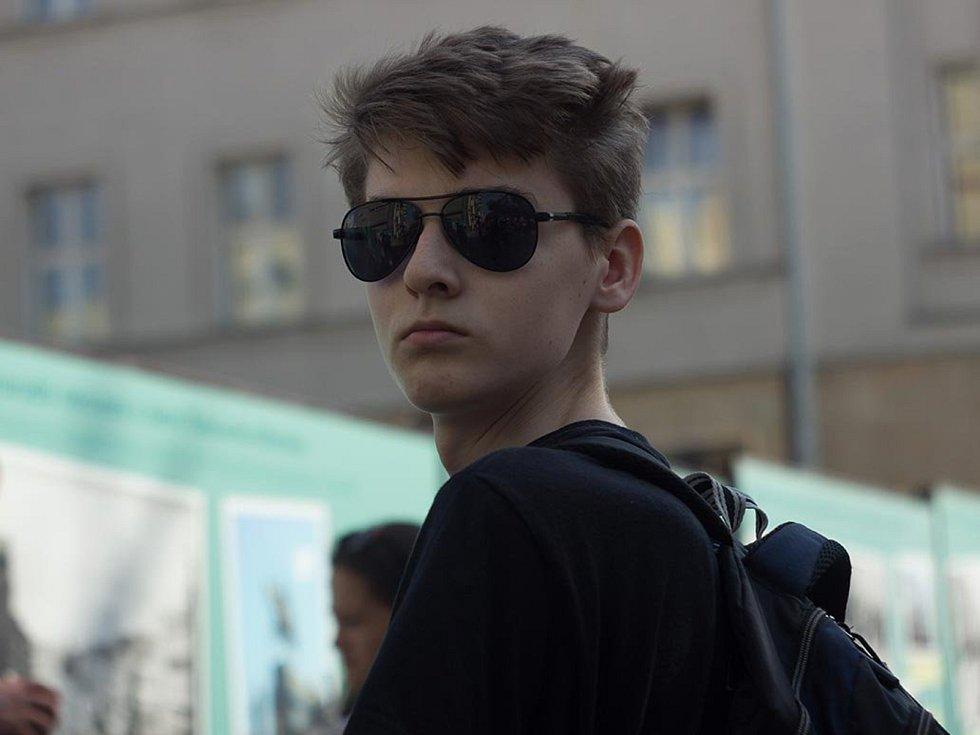 Vladislav Macíček spolupracoval na fanouškovském filmu Star Wars.