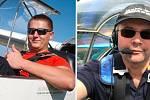 Aeroklub Kyjov truchlí nad ztrátou Lukáše Fronka a Stanislava Karského, kteří zahynuli při letecké nehodě.