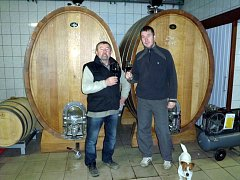 Tradiční odrůdy révy vinné ve spojení s moderním a šetrným přístupem volí devětapadesátiletý sudoměřický vinař František Buček.