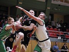 Výhra hodonínských basketbalistů