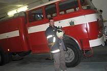 Cisterny dolnobojanovických hasičů