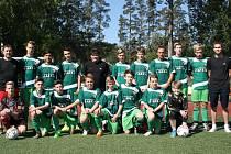 Společné družstvo Ratíškovic a Dubňan vyhrálo I. třídu skupinu C starších žáků a postoupilo do krajského přeboru.