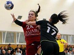 Veselí nad Moravou postupuje v poháru do Final four, když lehce přehrálo děvčata z Hodonína.