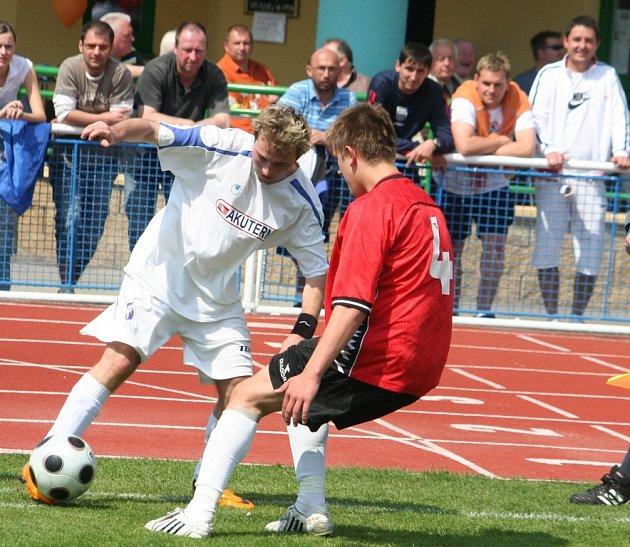 Kyjov - Ratíškovice 0:3  Domácí fotbalisté derby nezvládli.