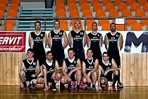 Basketbalisté Sokola Hodonín po postupu do vyšší soutěže hrají své domácí zápasy ve sportovní hale TEZA.