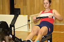 Osmnáctiletá veslařka Pavlína Flamíková se v rodném městě blýskla výtečnými výkony. Na mistrovství republiky získala hned dvě medaile.