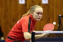 Vedle zahraničních opor Partykové a Brateykové dostala v prvním čtvrtfinále šanci i obranářka Markéta Ševčíková.